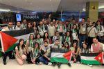 وفد فلسطيني يصل إلى بنما للمشاركة في لقاء الشبيبة العالمي