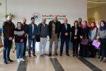 الجامعة العربية الأمريكية تستضيف الرئيس التنفيذي لمجموعة الاتصالات عمار العكر في محاضرة لطلبة الماجستير برام الله