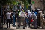 العرب علموا مسبقا عن التفتيش في المسجد الأقصى وحركة فتح تعلن عن يوم غضب غدا في القدس الشرقية والضفة