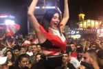 """""""شاهد"""" الفنانة السورية التي جرى التحرش بها إنجي خوري تخشى اغتيالها على طريقة تارة فارس!"""
