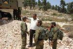 الاحتلال يستولي على 129 دونما في الظاهرية والسموع