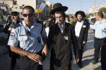 اتفاقية سرية بين الحارديم، والشرطة الإسرائيلية