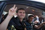 الأسير بلال دياب مازال يخوض إضراباً عن الطعام لليوم (16)