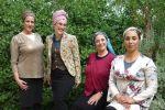حزب النساء الأربعة في انتخابات الكنيست
