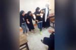 فيديو| في مصر .. طالبات يرقصن على موسيقى المهرجانات داخل المدرسة وفتح تحقيق!