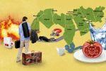 اعتذار سريع  عن خريطة فلسطين...ترجمة توفيق أبو شومر