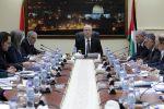 مجلس الوزراء يدعو لرسم خارطة طريق فلسطينية