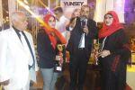 مهرجان عشتروت الدولي  يكرم جمعية فتيات مقدسيات