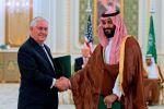 بدا مُرهقاً وقال لمرافقيه 'أنا مُتعب' .. 'نيويورك تايمز': 'تيلرسون' فَشِلَ في حلّ أزمة الخليج وهذه بعض الاسباب
