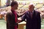 لقاء إسرائيلي - فلسطيني مسلٍّ