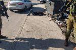 إصابة شابين برصاص الاحتلال جنوب نابلس