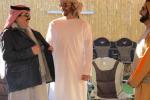 فيما تهود القدس وتتمزق الأمة: حكام البحرين ودبي وأبوظبي في حفلة قنص بالمغرب تكلف ملايين الدولارات