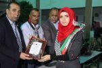 بنك القدس برعى تكريم طلبة الثانوية العامة في كفر اللبد