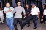 قوات الأمن المغربية تمنع بالقوة وقفة إحتجاجية ضد السعودية