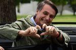 الرئيس البرازيلي الجديد: أحب إسرائيل حكومة وشعبا