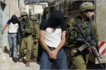 اعتقال 55 مواطنا بمحافظات الضفة