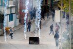 بيت لحم: اصابة عائلة بالاختناق بعد سقوط قنبلة غاز داخل منزلها