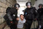 حملة اعتقالات واسعة تطال 28 مواطناً بالقدس المحتلة