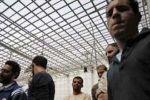 الأسرى الإداريون يبدؤون بمقاطعة محاكم الاحتلال يوم 25 من الشهر الجاري