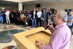 الجامعة العربية الأمريكية تنظم فعاليات ملتقى الأعمال ويوم التوظيف السنوي 2014