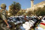 الاحتلال يغلق الحرم الإبراهيمي اليوم وغدا أمام المصلين