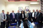 الجامعة العربية الامريكية توقع اتفاقية دعم الابتكار ونقل التكنولوجيا بهدف تجسيد مفهوم الملكية الفكرية