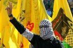 فتح - منطقة الشهيد ياسر عرفات بشرق غزة تهنئ أبنائها الناجحين بالثانوية العامة