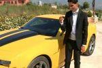 سيارة جديدة هدية لمحمد عساف