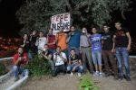 شباب ضد الاستيطان يشكل لجنة حراسة ليلية لحماية المواطنين من المستوطنين في الخليل
