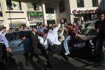 مجموعة فلسطينية تطالب بإقالة مسؤولي شرطة رام الله على خلفية أحداث عنف