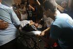 إصابة مواطنة برصاص الاحتلال في دير البلح وسط القطاع