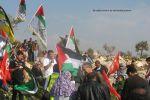 إصابة مواطنان بجروح والعشرات بالاختناق الشديد في مسيرة بلعين