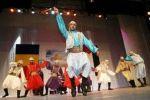 'نداء الأرض' الفلسطينية تجتذب جمهور مهرجان صلالة السياحي