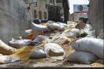 اتلاف 20 طنا من المواد الغذائية في رام الله
