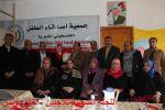 لجنة لاجئي خان يونس تلتقي المساعد للامين العام للاتحاد العالمي لحماية الطفولة