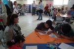 توقيع اتفاقية تمويل المرحلة الثانية من مشروع مكتبة العاب الاطفال بخان يونس