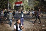 تجدد الاشتباكات في ميدان التحرير بالقاهرة
