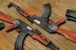 تجارة السلاح فى الجزائر وليبيا عبر