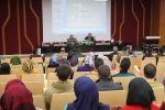 ندوة في الجامعة العربية الامريكية حول دور وزارة العدل في تطوير التعليم القانوني