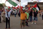 الجالية الفلسطينية في تورنتو تتصدى ببسالة لرابطة الدفاع اليهودية الفاشية