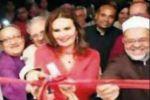 مهرجان مراكش السينمائي يحتفي بالفنانة يسرا