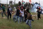 اصابة طفل واعتقال آخر في مسيرة كفر قدوم