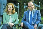 مشكلة الرئيس الفرنسي ... شريكته!