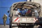 الجيش الاسرائيلي يعتقل 7 فلسطينيين في الضفة