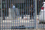 استشهاد فتاة و شقيقها عند حاجز قلنديا شمال القدس