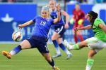 الكرة النسائية للمرة الأولى في لعبة 'فيفا'