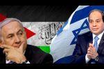 الكشف عن لقاء جمع نتنياهو وهرتسوغ بالسيسي في القاهرة