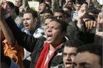 في تقرير:عام2012 'الخيبة' للشباب في دول الربيع العربي