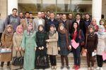 كلية الهندسة وتكنولوجيا المعلومات في العربية الامريكية تكرم طلبتها المتفوقين