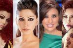 بالارقام تعرفوا على طول الفنانات والفنانين العرب الحقيقة..؟